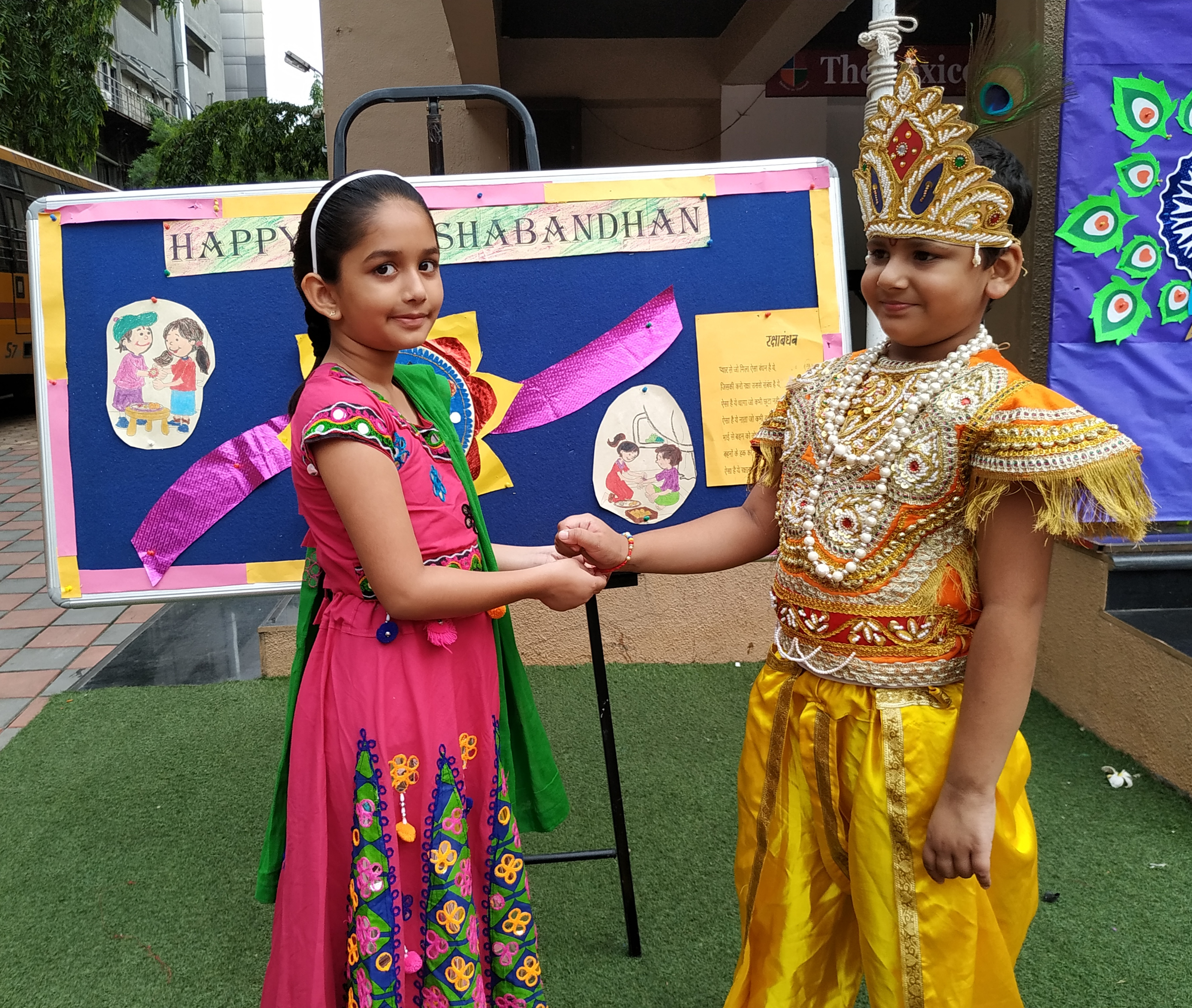 Special Assembly- Raksha Bandhan (3)