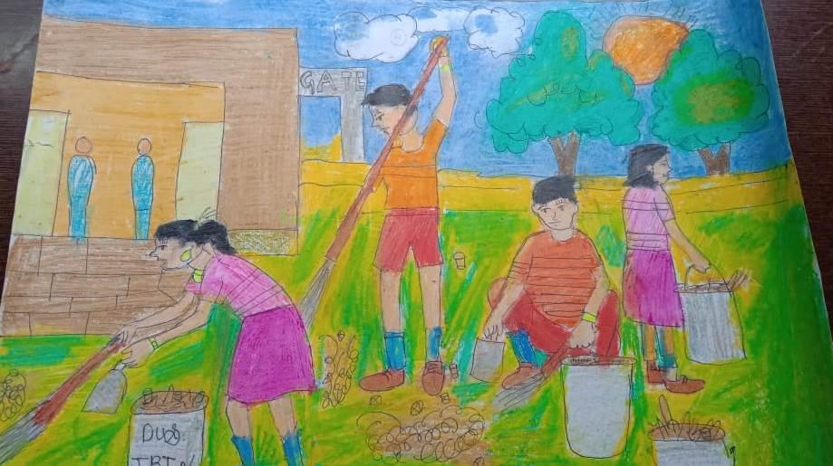 Swachhata Pakwada- Cleanliness drive 2019 (9)