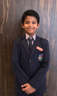 Mohammad Asher,VF, Prefect, Orange House