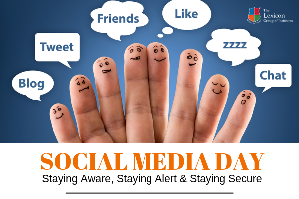 Social Media Day: Staying Aware, Staying Alert & Staying Secure