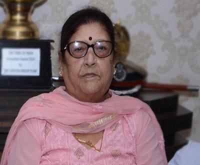 Late Mrs. Kamal Sharma