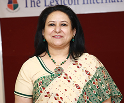 Mrs. Kanika Sahajwalla