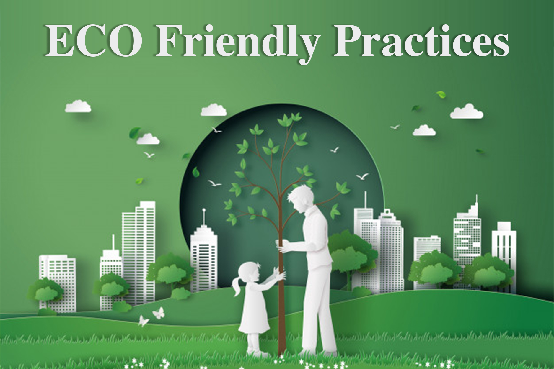 Eco-friendly Practices at the Lexicon Schools