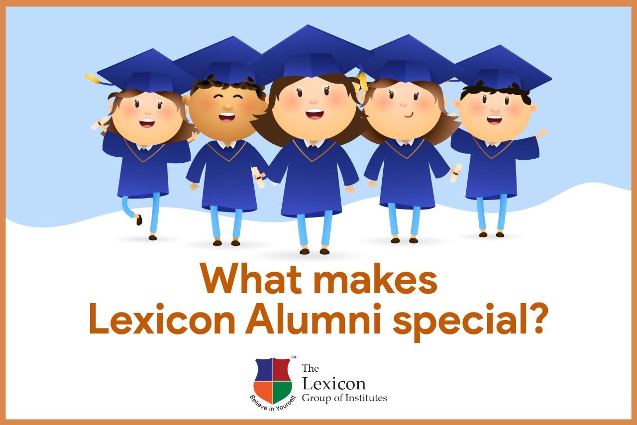 What makes Lexicon Alumni special?