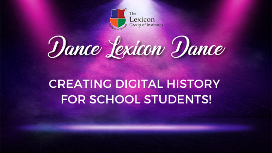 Dance Lexicon Dance: Creating Digital History for School Students!