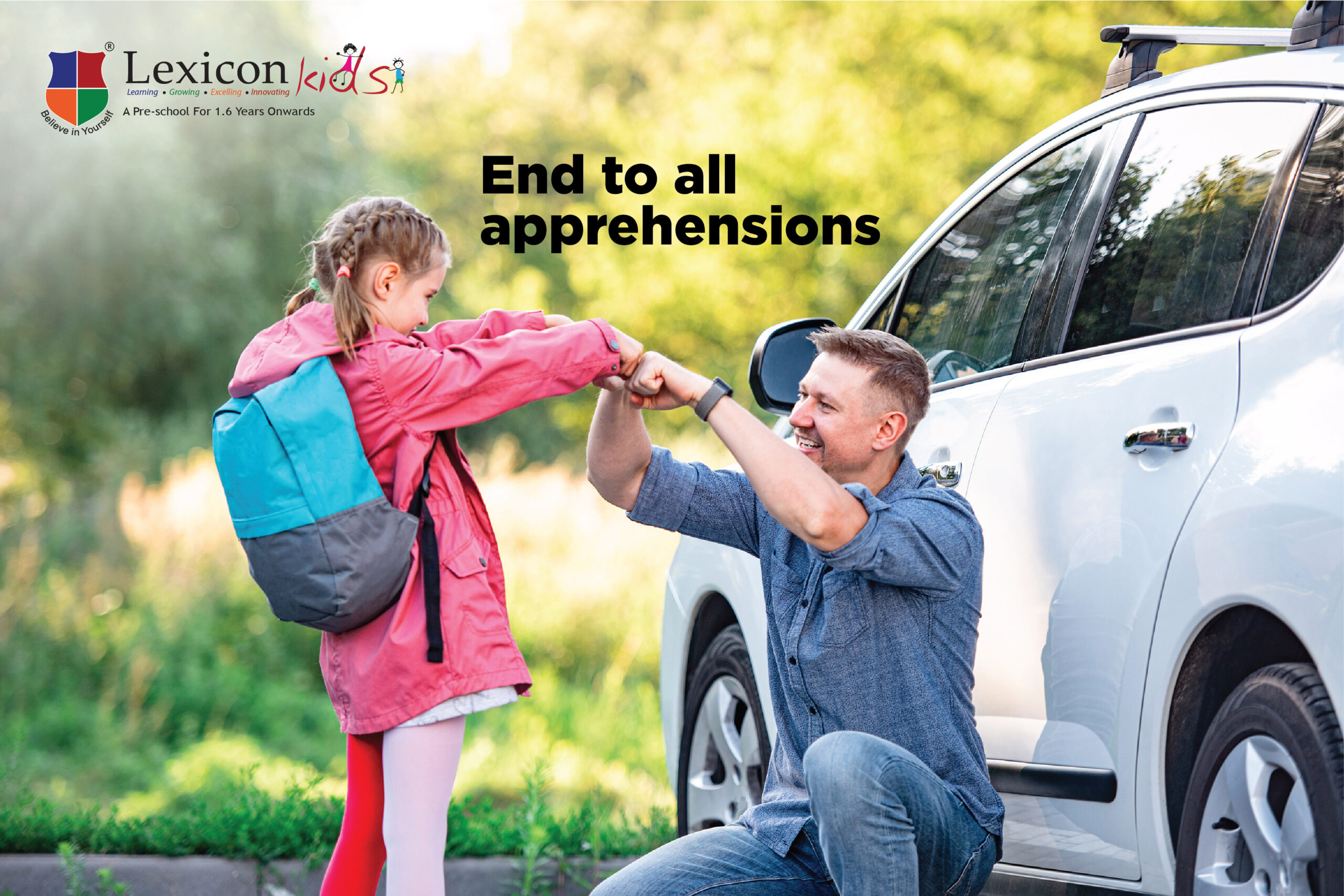 'End to all apprehensions of a Parent'