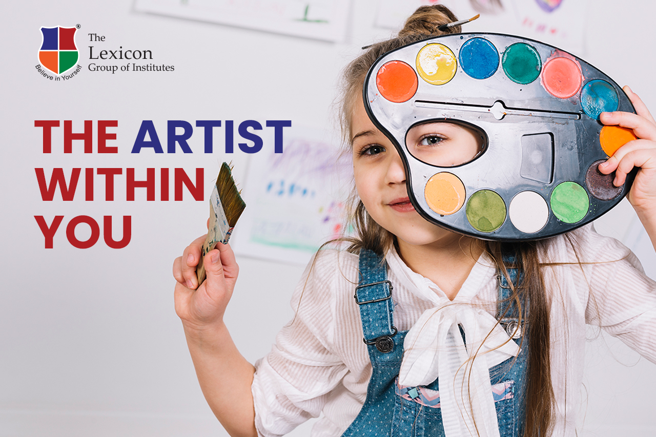 The Artist Within You