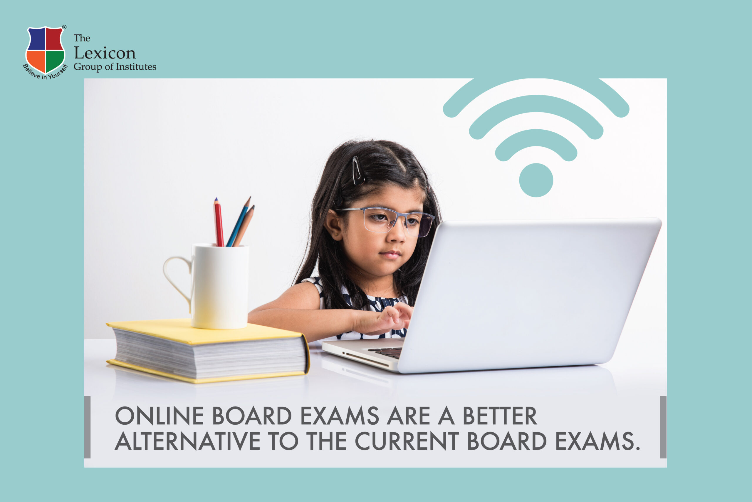 Online board exams are better alternative to current board exams