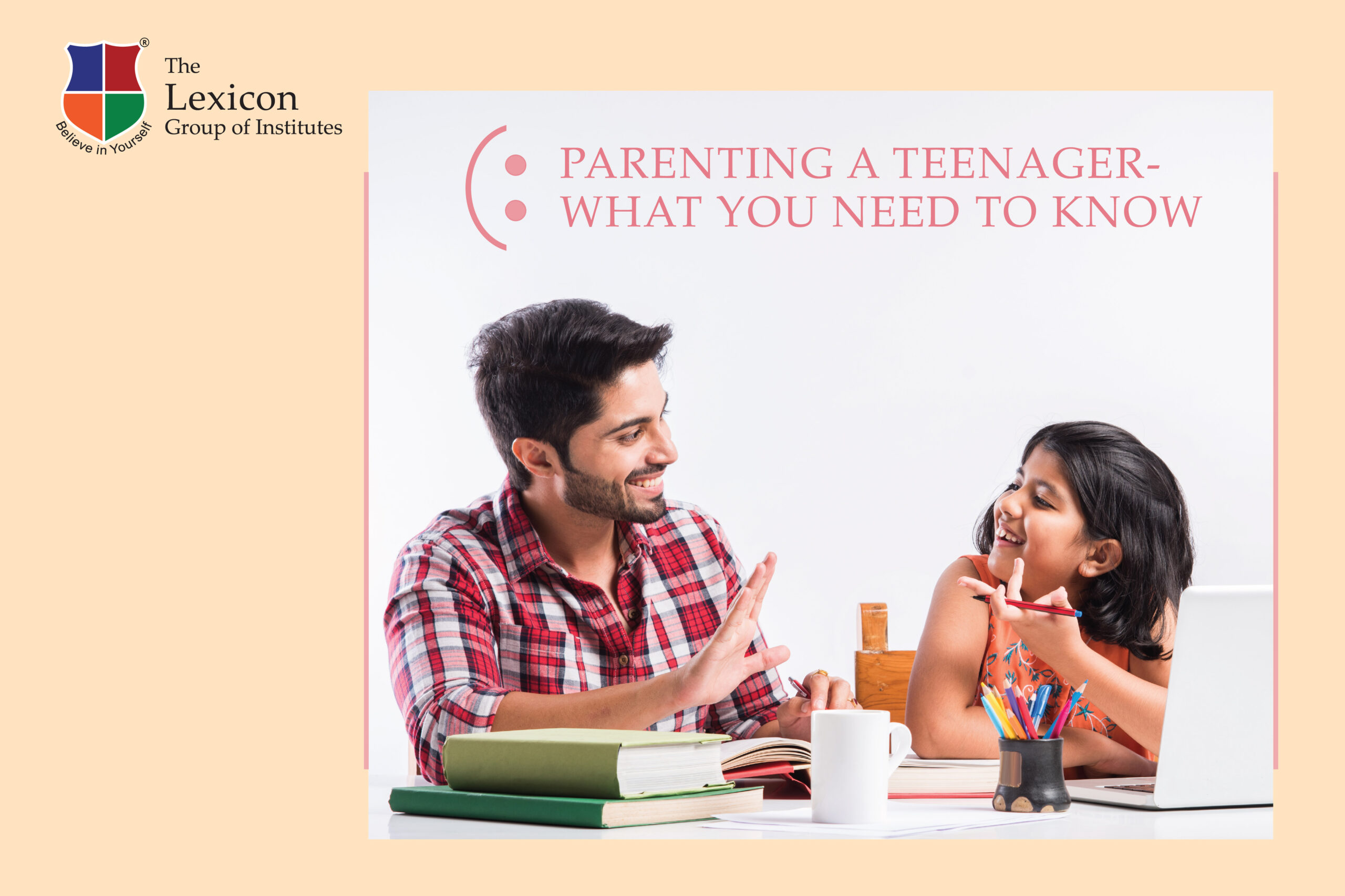 Parenting a teenager – What you need to know about it.